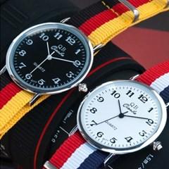 손목시계 가죽시계 패브릭시계 나토밴드 QB-60013_(1339831)