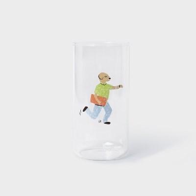 하울팟 라이프 유리컵 (A)