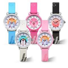 아동용시계 어린이시계 가죽시계 손목시계 TI-0041_(1341332)