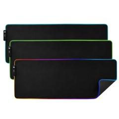 엑토 RGB LED 게이밍 장패드 마우스 패드 MP-48