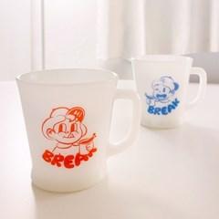 부뤠잌-컵