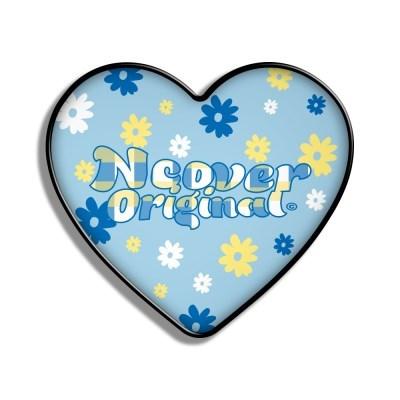 Flower gingham logo-blue(heart tok)_(1595612)