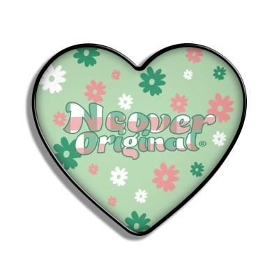 Flower gingham logo-green(heart tok)_(1595611)