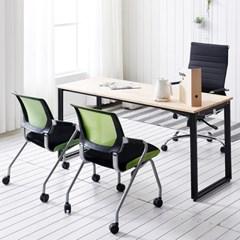 철제 테이블 회의테이블 책상 키오 1200 상담용테이블_(3054719)