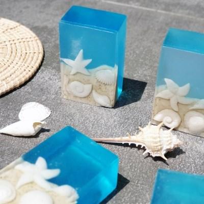 [사랑방비누] DIY 바다 비누 만들기 키트