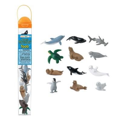 [사파리엘티디] 680704 아기해양동물-튜브 테라리움 피규어