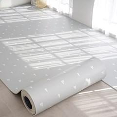 말랑말랑 셀프시공 PVC 롤매트 파인트리 패턴