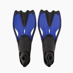 알오마 오리발(블루)(260-265mm)/롱핀 수영용품
