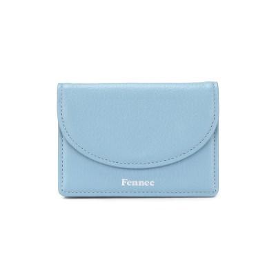 [5/12 예약배송]FENNEC HALFMOON ACCORDION POCKET - FOG BLUE