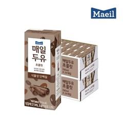 [매일] 매일두유 초콜릿 190ml 48팩