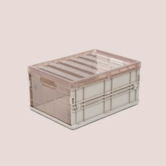 블록 폴딩 박스 M_브라운_(2653317)