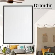 [꼬메모이] 그랑디르 싱글/유아 자석 칠판 화이트