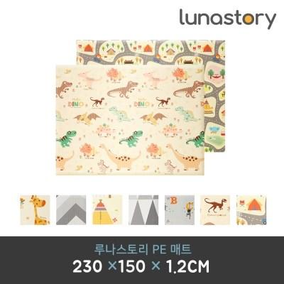 [루나스토리] PE 놀이방매트 230x150x1.2cm_(1094360)