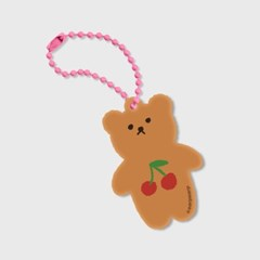 Cherry big bear(브라운 키링)_(1598211)