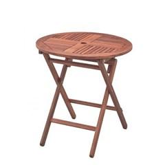 케이 원형 접이식 테이블 700