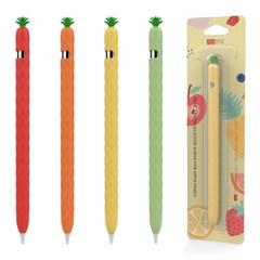 아이노비아 애플펜슬 1세대 파인애플 실리콘 케이스