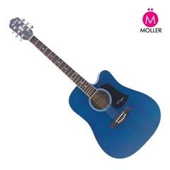 AIDY 어쿠스틱 기타 딥블루 통기타 41인치_(1569329)