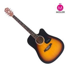 AIDY 어쿠스틱 기타 썬버스트 통기타 41인치_(1569328)