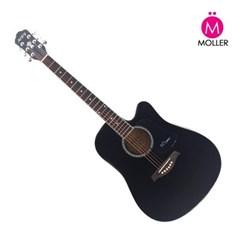 AIDY 어쿠스틱 기타 블랙 통기타 41인치_(1569327)