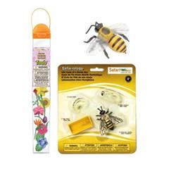 [사파리엘티디] 꿀벌 피규어 3종세트(622716/268229/682904)