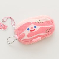 TRF KEYRING POUCH - BACONNI
