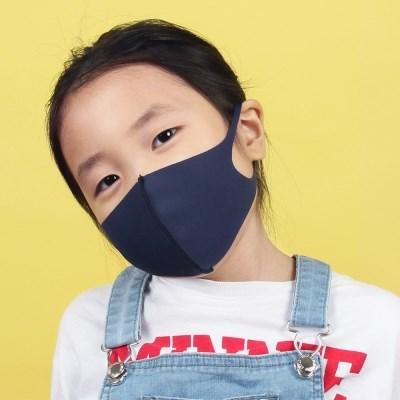 유아동용 3D입체 데일리 쿨 항균 마스크 3장+필터20매 D세트
