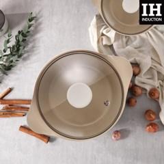 네오플램 벨라 IH(인덕션) 양수냄비 24cm