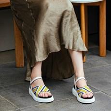 CLLIB[클립] 샌들 PS4426 Glover chunky sandal 옐로우