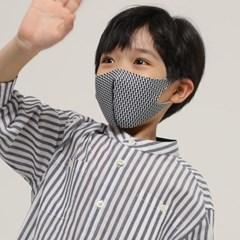 게이즈 3D 스타일 마스크 유아용