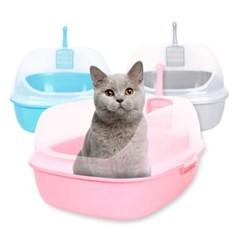 한큐뚝딱 빅사이즈 56cm 고양이 화장실_(1172399)