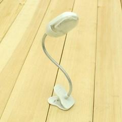2구 LED 집게 독서등/도서관 서점 판촉 북라이트