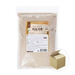 네니아 무농약 미숫가루 1kg 1박스(10개)_(1004594)