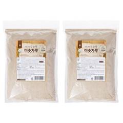 네니아 무농약 미숫가루 1kg 2개묶음_(1004593)