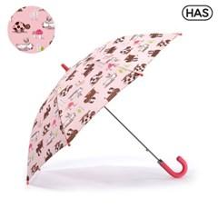 [HAS] 아동 우산_토끼와 거북이