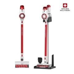 [스위스밀리터리] 파워스톰 BLDC 충전식 무선 청소기