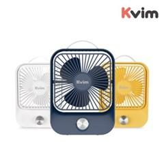 케이빔 다이얼식 무선 탁상용 선풍기 / 미니 캠핑용 선풍기 DF-2200