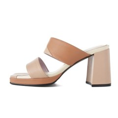 Candy Prism mule - nude (5,8cm)