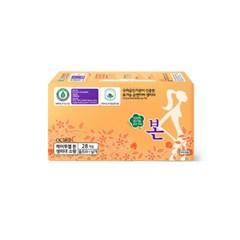 [1+1] 유기농본 순면 생리대 소형28P
