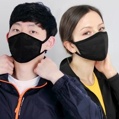 남녀공용 5장세트 교체필터100매 향균4중 필터교체형 성인용 마스크