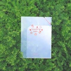 부리 투포켓파일 딸기(Strawberry Holic)