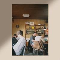 감성 인테리어 필름사진 CAFE