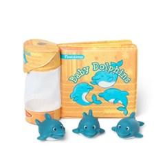 아기 돌고래 목욕 놀이 책_(301808132)