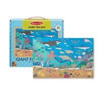 바닷속 바닥 퍼즐 35피스_(301808123)