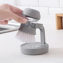 다용도 자동세제 욕실 바닥 세척 청소솔 모음