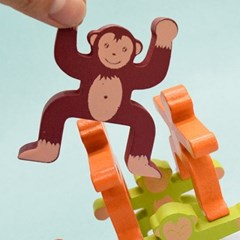 (가베가족) KS2689 원숭이 쌓기_(1686984)