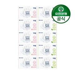[유한양행]해피홈 SAFE365 비누 핑크포레향+그린샤워향_(2406699)
