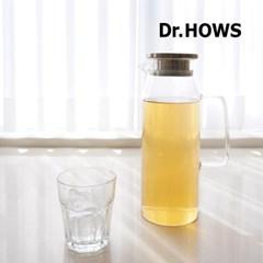 [닥터하우스] 모노 유리 물병 1.5L_(1603368)
