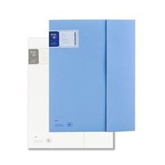 DELI 델리 포켓 봉투 파일 서류보관 문서보관 A4 색상랜덤(72591)