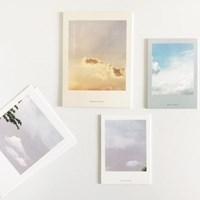4종)감성 하늘 엽서