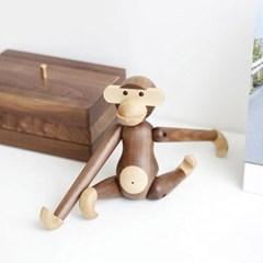 머츠샵 원숭이 목각 인형 장난감_(12057153)